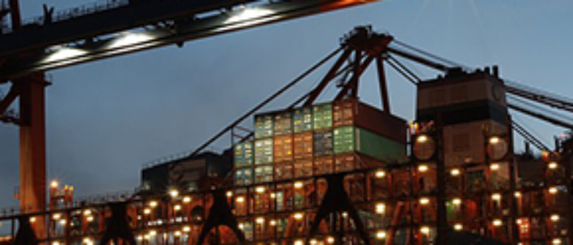 Global Container Freight Rates to Moderate as Ship Orders Rise